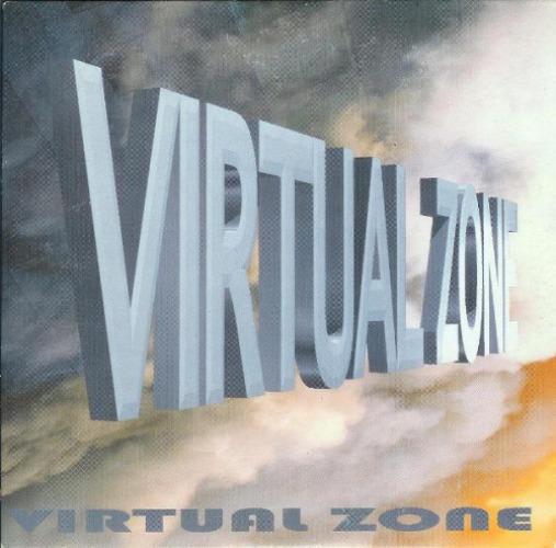 VIRTUAL ZONE - Virtual Zone / Change U Mind - CD single