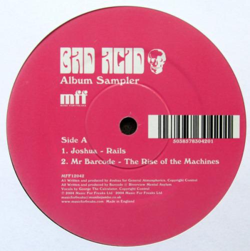 Bad Acid (album Sampler)
