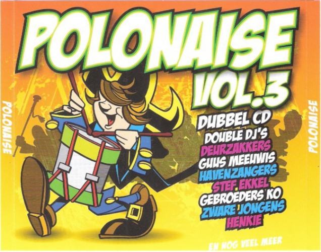 VARIOUS - Polonaise Vol.3 - CD x 2