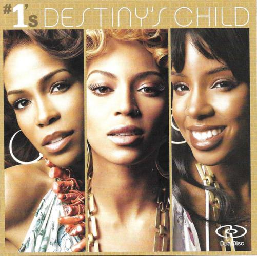 DESTINY'S CHILD - #1's (dual Disc) - CD