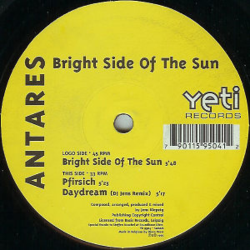Bright Side Of The Sun