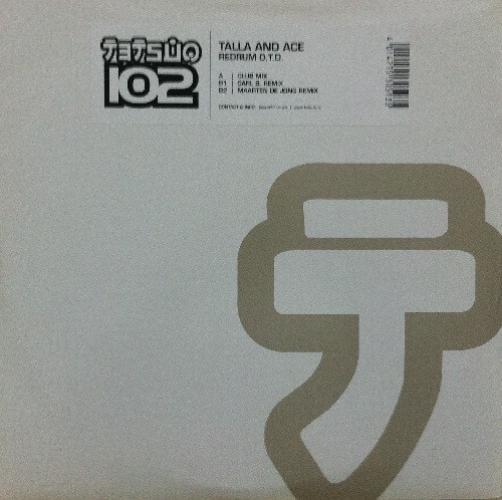 TALLA AND ACE - Redrum O.t.d. - Maxi x 1