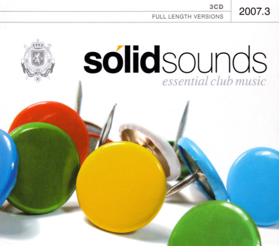 VARIOUS - Solid Sounds 2007.3 - CD x 3