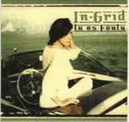 IN-GRID - Tu Es Foutu - CD single