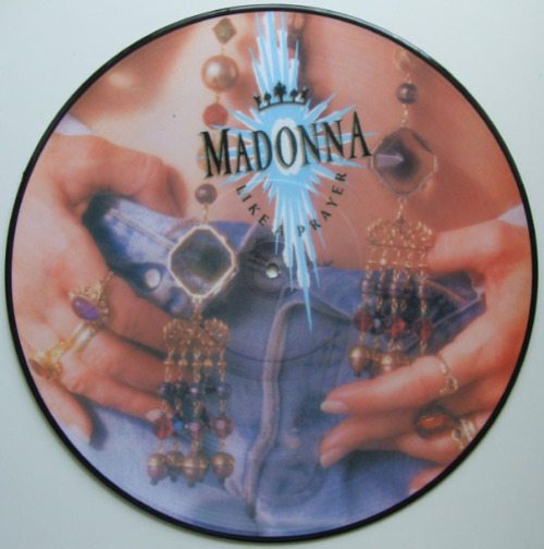 Like A Prayer (picture Disc)
