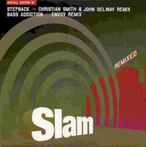 Stepback / Bass Addiction (remixed)