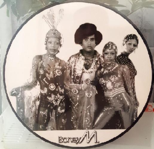 Ma Baker/ Baby Do You Wanna Bump/ Belfast (pict Disc)