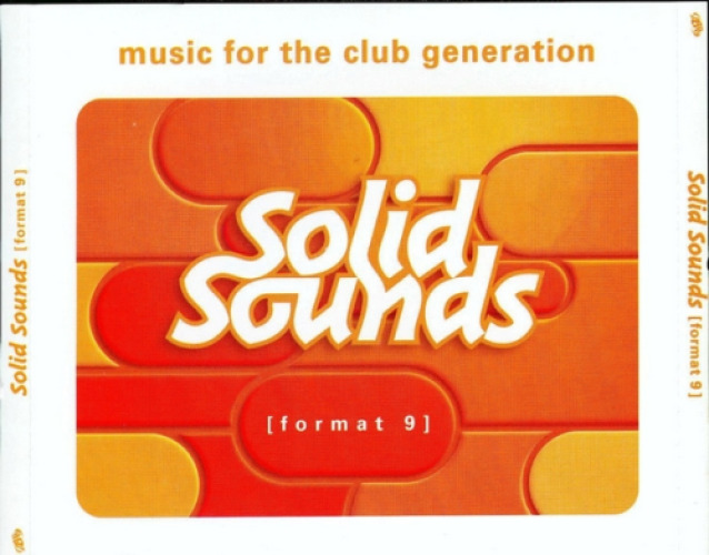 VARIOUS - Solid Sounds 9 - CD x 2