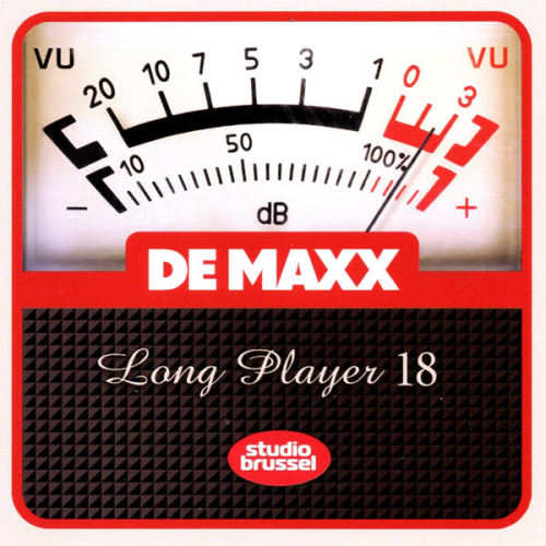 VARIOUS - De Maxx Long Player 18 - CD x 2