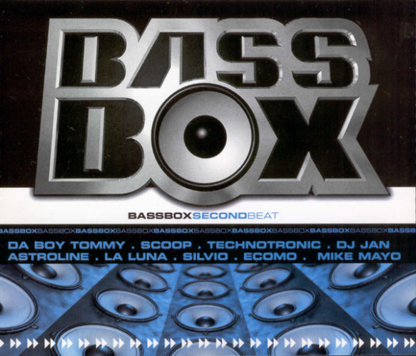VARIOUS - Bass Box Second Beat - CD x 2