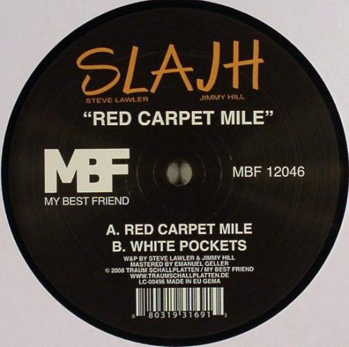 SLAJH - Red Carpet Mile - Maxi x 1