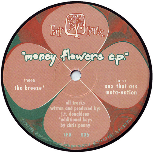 Money Flowers E.p.