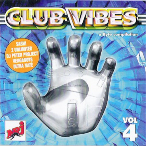 VARIOUS - Club Vibes Vol. 4 (a Byte Compilation) - CD