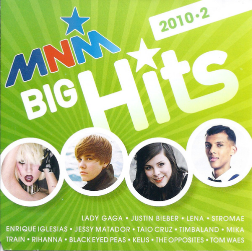 VARIOUS - Mnm Big Hits 2010•2 - CD