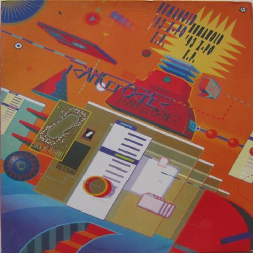 Humanoid '93 X-po Ep
