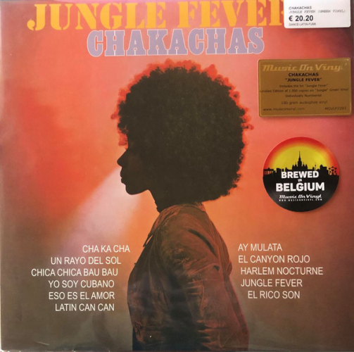 Jungle Fever (limited)