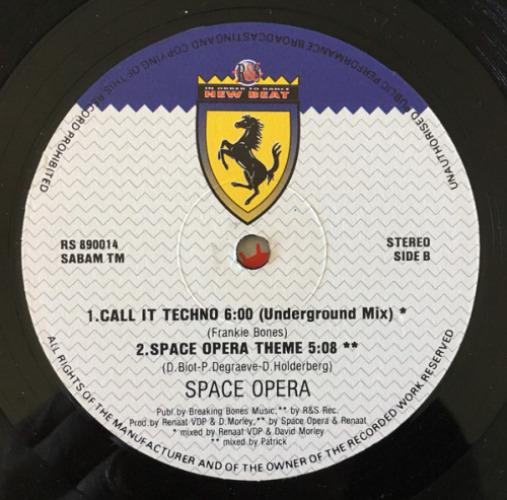 Call It Techno