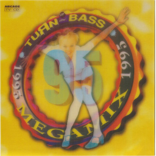 Turn Up The Bass Megamix 1995