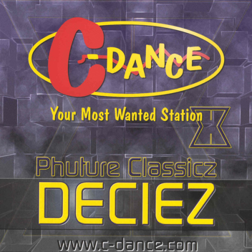 VARIOUS - C-dance - Phuture Classicz Deciez - CD