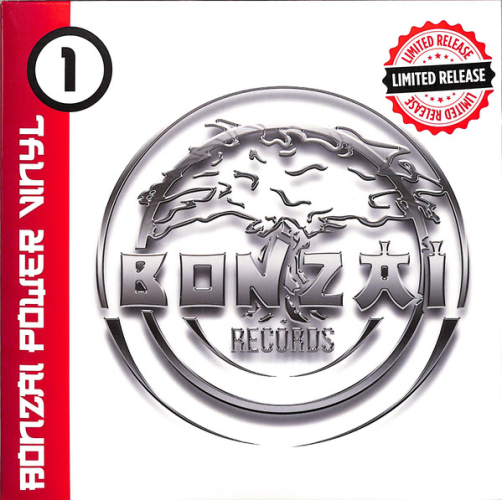 VARIOUS - Bonzai Power Vinyl 1 - 45T x 2