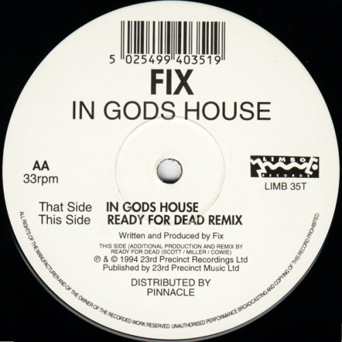 In Gods House