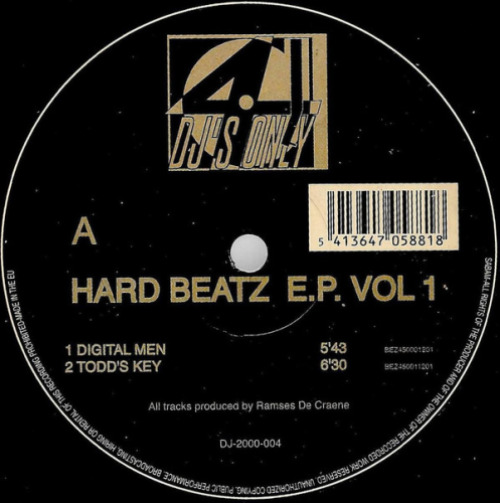 Hard Beatz E.p. Vol 1