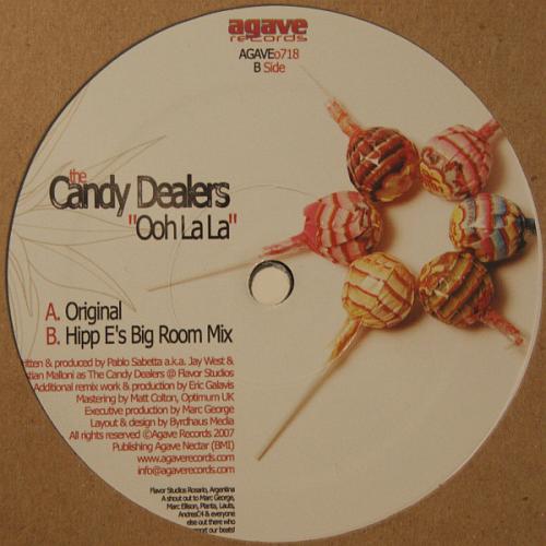 CANDY DEALERS - Ooh La La - 12 inch x 1