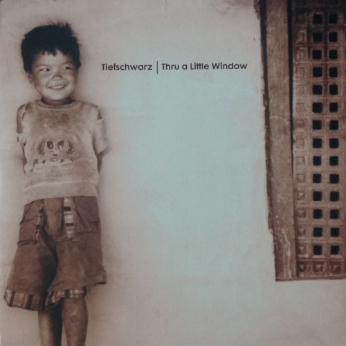 TIEFSCHWARZ - Thru A Little Window - Maxi x 1