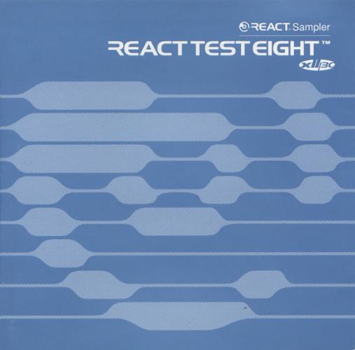 VARIOUS - React Test Eight - CD