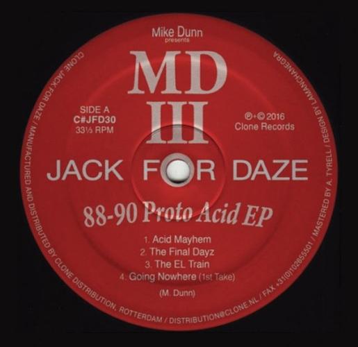 88-90 Proto Acid Ep