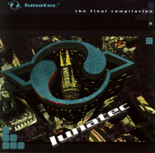 VARIOUS - Lunatec - The Final Compilation 5 - CD 2枚