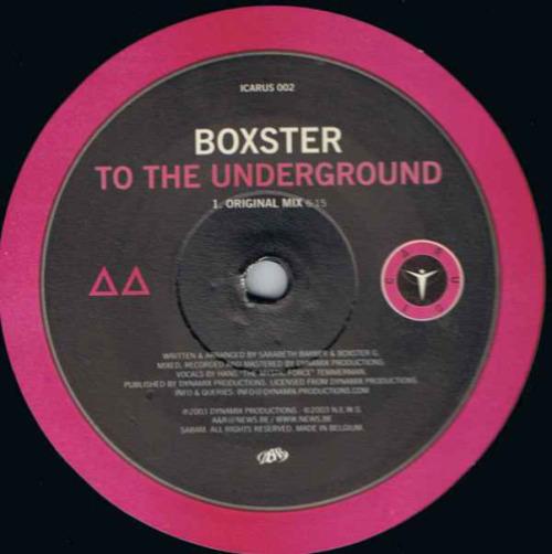 To The Underground