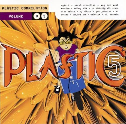 VARIOUS - Plastic Compilation Volume 05 - CD