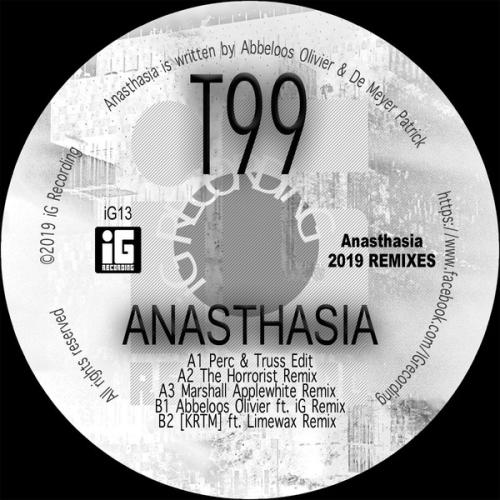 Anasthasia 2019 Remixes