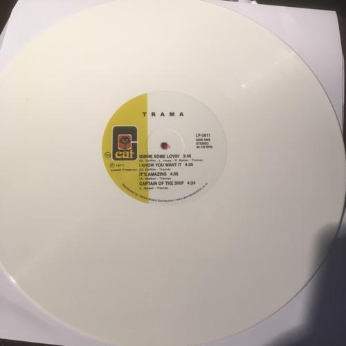 Trama (white Vinyl)