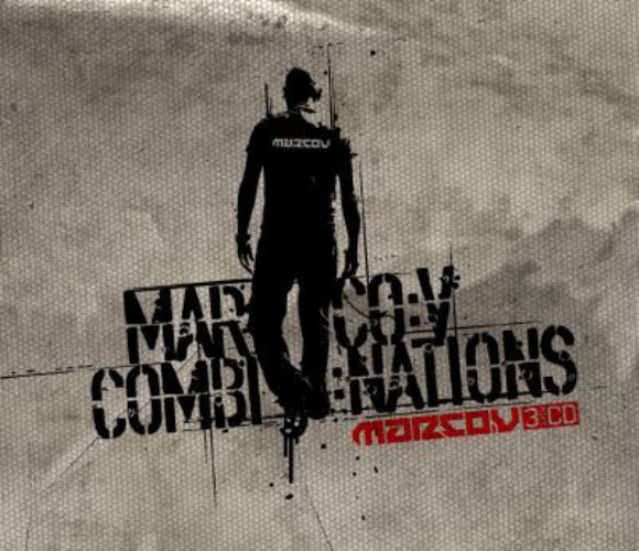 VARIOUS - Marco V - Combi:nations - CD 3枚