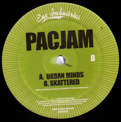 Urban Minds / Skattered