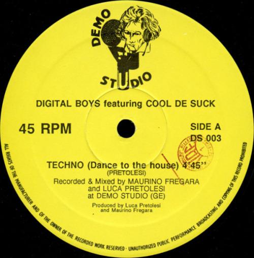 Kokko / Techno (dance To The House)