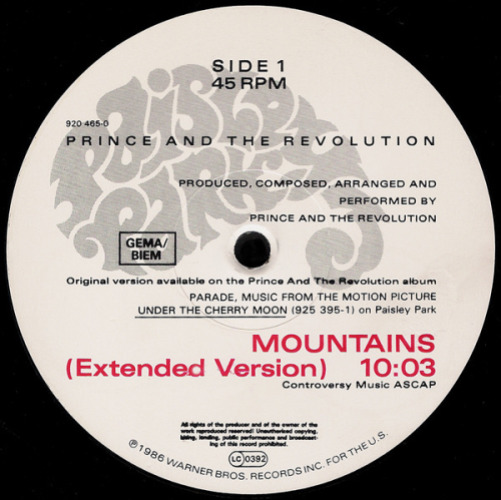 Mountains (extended Version)