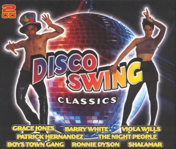 VARIOUS - Disco Swing Classics - CD x 2