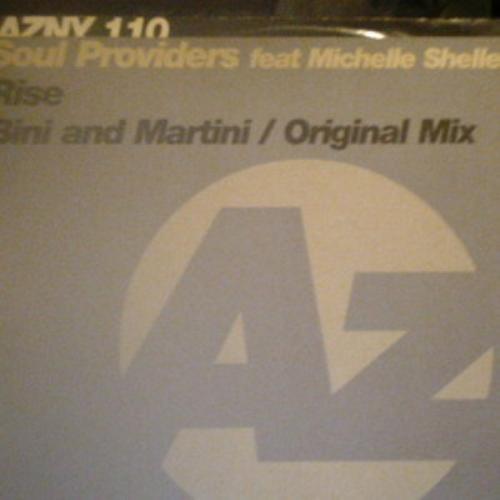 Rise (bini And Martini / Original Mix)