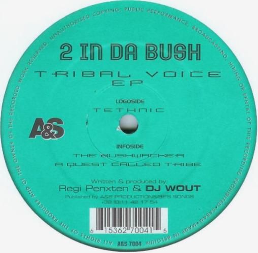 2 In Da Bush Tribal Voice Ep