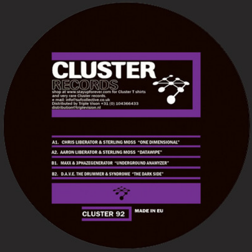 Cluster 92 (limited)
