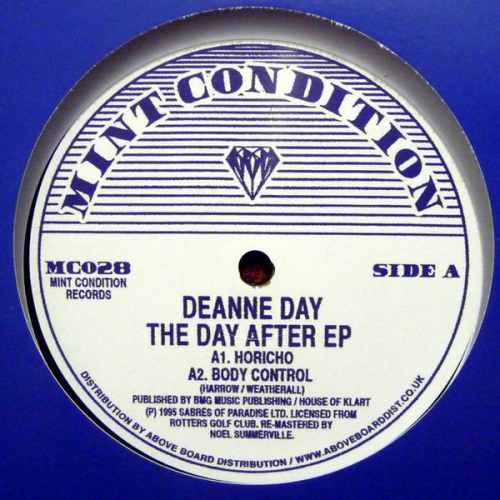 DEANNE DAY - The Day After Ep - Maxi x 1