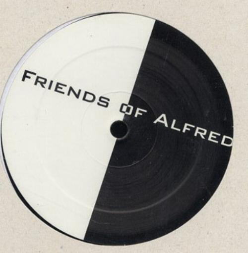 FRIENDS OF ALFRED - Friends Of Alfred / Friends Of Saw - Maxi x 1