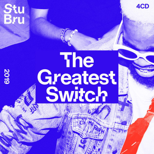VARIOUS - The Greatest Switch 2019 - CD x 4