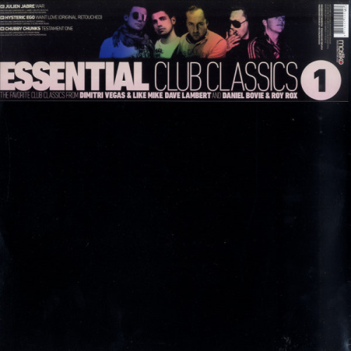 Essential Club Classics 1