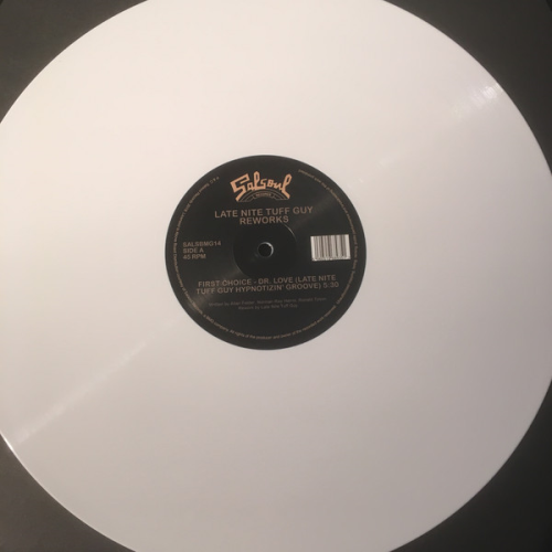 Late Nite Tuff Guy Reworks (white Vinyl)