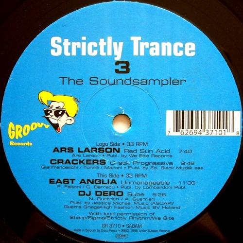 Strictly Trance 3 - The Soundsampler