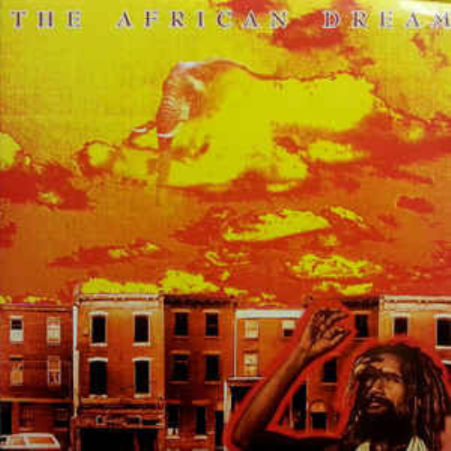 The African Dream (yellow Vinyl)